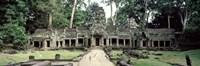 Preah Khan Temple, Angkor Wat, Cambodia Fine Art Print