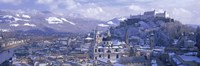 Winter, Salzburg, Austria Fine Art Print