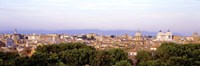 """Rome, Italy by Panoramic Images - 36"""" x 12"""""""