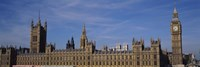Big Ben and the Houses Of Parliament, London, England Fine Art Print