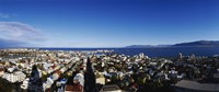 "Reykjavik, Iceland by Panoramic Images - 36"" x 12"""