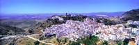 """Casares, Andalucia, Spain by Panoramic Images - 36"""" x 12"""""""