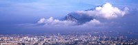 """Rock Of Gibraltar, Andalucia, Spain by Panoramic Images - 36"""" x 12"""""""