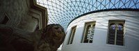 "British Museum Interior, London, England by Panoramic Images - 36"" x 12"""