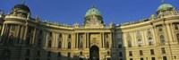"Facade of a palace, Hofburg Palace, Vienna, Austria by Panoramic Images - 36"" x 12"""