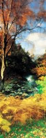 """View Of The Valley, Borrowdale, Keswick, Great Britain, United Kingdom by Panoramic Images - 12"""" x 36"""""""