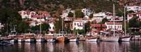 "Kalkan, Turkey by Panoramic Images - 36"" x 12"""