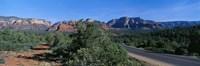 """Sedona, Arizona, USA by Panoramic Images - 36"""" x 12"""""""
