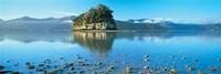 "Marlborough Sound, New Zealand by Panoramic Images - 36"" x 12"" - $34.99"