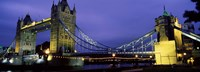 Tower Bridge, London, United Kingdom Fine Art Print