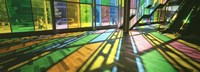 """Convention Center, Quebec, Canada by Panoramic Images - 36"""" x 12"""""""