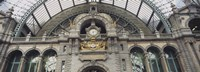 """Low angle view of a building, Antwerp, Belgium by Panoramic Images - 36"""" x 12"""""""