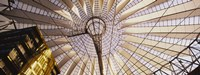 """Low angle view of the roof of a building, Sony Center, Berlin, Germany by Panoramic Images - 36"""" x 12"""""""