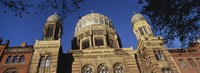 "Low Angle View Of Jewish Synagogue, Berlin, Germany by Panoramic Images - 36"" x 12"", FulcrumGallery.com brand"