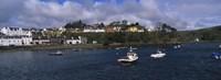 "Portree, Isle Of Skye, Scotland, United Kingdom by Panoramic Images - 36"" x 12"""