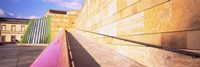 Low Angle View Of An Art Museum, Staatsgalerie, Stuttgart, Germany by Panoramic Images - various sizes