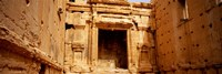 Interiors of Cella the hollies part of a temple, Palmyra, Syria by Panoramic Images - various sizes