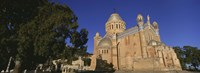 "Low angle view of a church, Notre Dame D'Afrique, Algiers, Algeria by Panoramic Images - 36"" x 12"", FulcrumGallery.com brand"