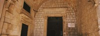 """Entrance of a monastery, Dominican Monastery, Dubrovnik, Croatia by Panoramic Images - 36"""" x 12"""", FulcrumGallery.com brand"""