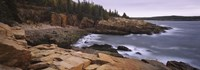 Monument Cove, Mount Desert Island, Acadia National Park, Maine Fine Art Print