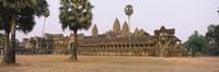 Angkor Wat, Siem Reap, Cambodia Fine Art Print