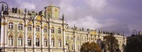"Facade of a palace, Winter Palace, State Hermitage Museum, St. Petersburg, Russia by Panoramic Images - 36"" x 12"""