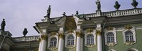 """Low angle view of a palace, Winter Palace, State Hermitage Museum, St. Petersburg, Russia by Panoramic Images - 36"""" x 12"""""""