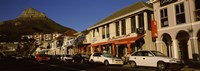 """Traffic on the road, Lion's Head, Camps Bay, Cape Town, Western Cape Province, Republic of South Africa by Panoramic Images - 36"""" x 12"""""""