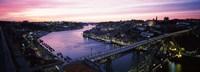 Duoro River, Porto, Portugal Fine Art Print