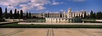 """Dos Jeronimos Monastery, Belem, Lisbon, Portugal by Panoramic Images - 36"""" x 12"""""""