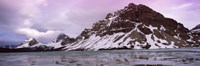 """Clouds over mountains, Banff, Alberta, Canada by Panoramic Images - 36"""" x 12"""""""