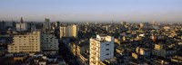 "Slyline View of Old Havana, Havana, Cuba by Panoramic Images - 36"" x 12"""