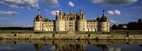 "Facade of a castle, Chateau De Chambord, Loire Valley, Chambord, Loire-Et-Cher, France by Panoramic Images - 36"" x 12"""