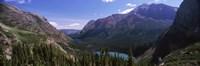 "Alpine Lake, US Glacier National Park, Montana by Panoramic Images - 36"" x 12"""