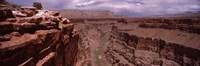 River Passing Through, North Rim, Grand Canyon National Park, Arizona, USA Fine Art Print
