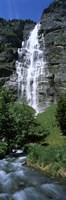 Murrenbach Falls, Switzerland by Panoramic Images - various sizes