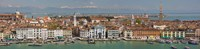 """High angle view of a city at the waterfront, Venice, Veneto, Italy by Panoramic Images - 36"""" x 12"""""""