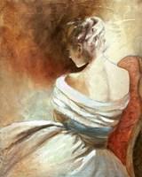 """A Quiet Refrain II by Carol Robinson - 11"""" x 14"""""""