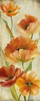 Flower Dance I Fine Art Print