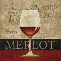 "12"" x 12"" Merlot Pictures"