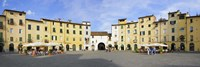 Piazza Dell'Anfiteatro, Lucca, Tuscany, Italy by Panoramic Images - various sizes