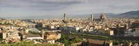 Florence skyline, Tuscany, Italy by Panoramic Images - various sizes