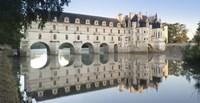 """Chateau De Chenonceau, Indre-Et-Loire, Loire Valley, Loire River, Region Centre, France by Panoramic Images - 36"""" x 12"""""""
