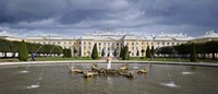 """Peterhof Grand Palace, St. Petersburg, Russia by Panoramic Images - 36"""" x 12"""", FulcrumGallery.com brand"""