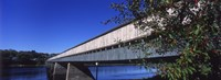 "Hartland Bridge, New Brunswick, Canada by Panoramic Images - 36"" x 12"" - $34.99"