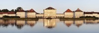 Palace at the waterfront, Nymphenburg Castle, Munich, Bavaria, Germany by Panoramic Images - various sizes
