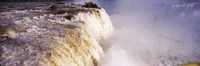 "Iguacu Falls, Brazil by Panoramic Images - 36"" x 12"""