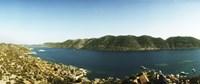 "Mediterranean Sea at Kekova, Lycia, Antalya Province, Turkey by Panoramic Images - 36"" x 12"""
