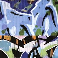 Street Flow III Fine Art Print