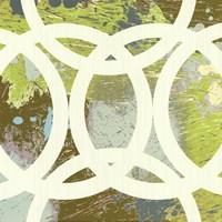 Circling II Fine Art Print